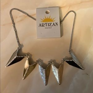 Necklace Artizan Robin Barre